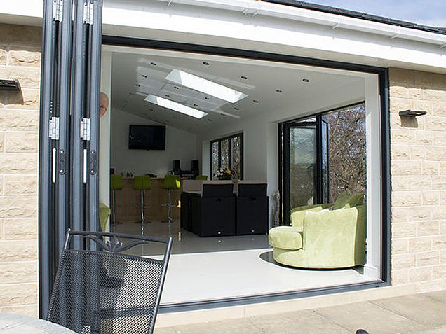 How to choose the right bi fold doors for your home for How to choose a builder for your house