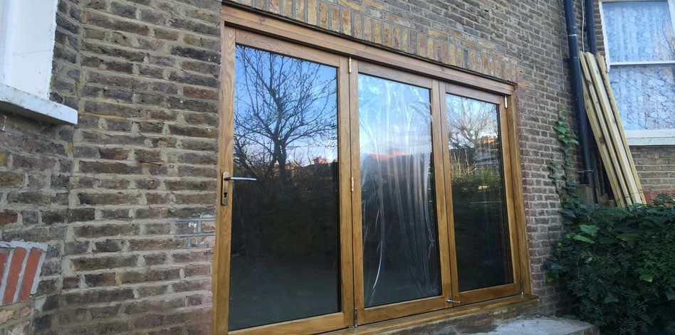 Bi Fold Doors Fitters - Folding Doors Installers
