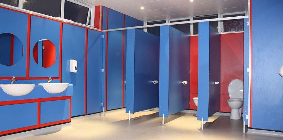 Toilet Cubicles - Washroom cubicles