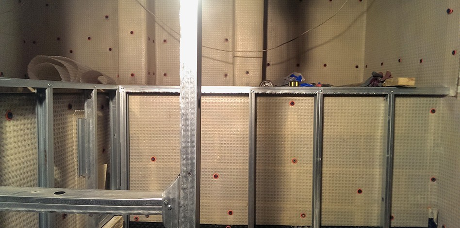 Basement Tanking London Case Study