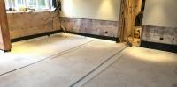 damp basement