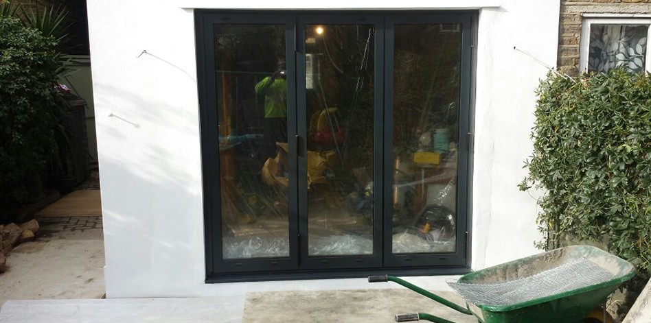 Bi-Fold Door Installation - London