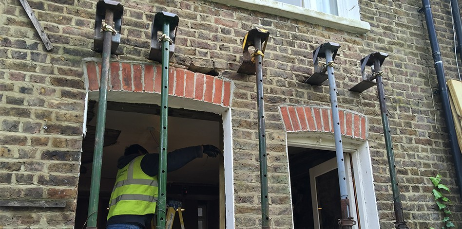 Bi-Fold Door Installation - london