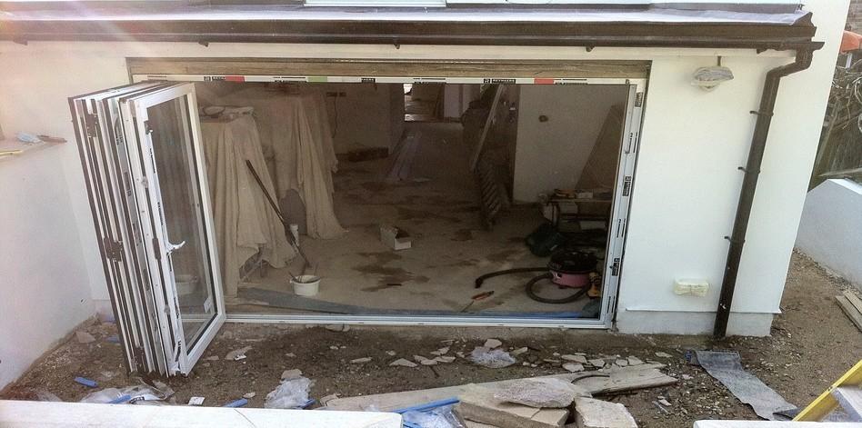 Bi fold doors Brockwell Park- case study