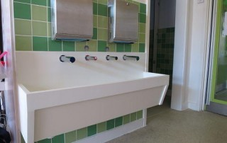 School Refurbishment Croydon