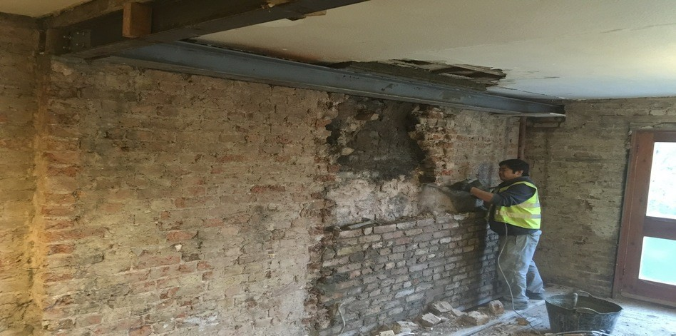 Chimney Breast Removal Lewisham Chimney Removal