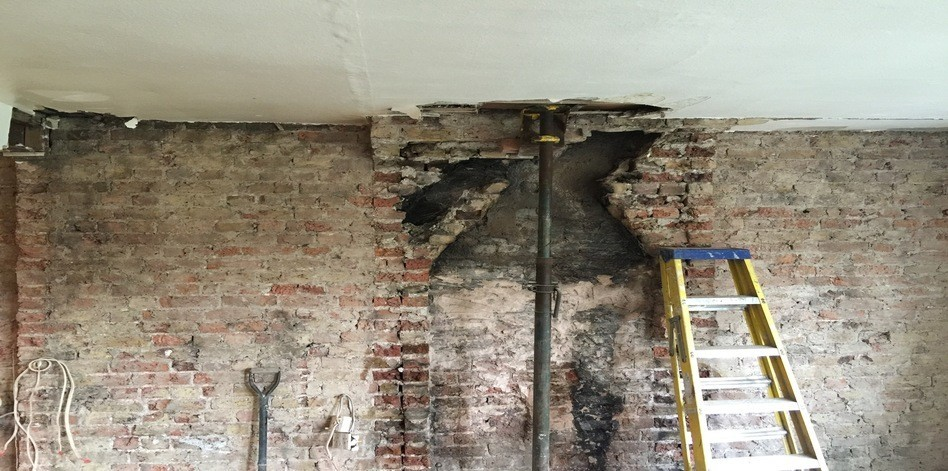 Chimney Breast Removal Planning Permission party Walls