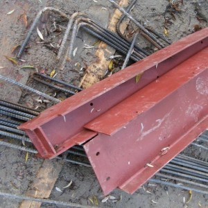 Steel beam installation Shirley, Croydon CR0 – case study