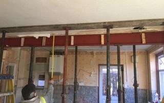 Steel Beam Installation Croydon Shirley Home Improvement Contractors