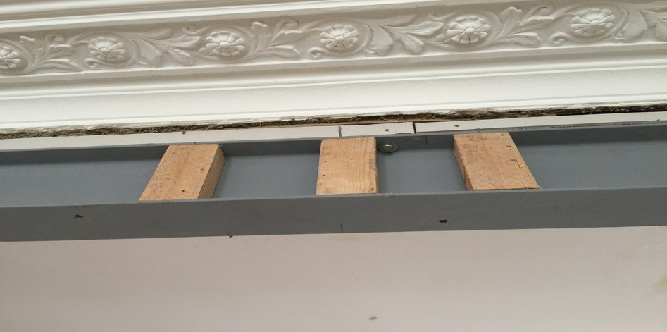 Steel beam installation Lewisham – case study