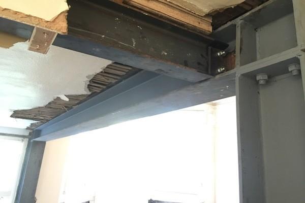 Steel beam installation Sydenham SE23 – case study