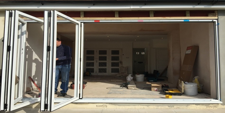 Best Bi Fold Doors Case Study Bi Folding Doors Epsom