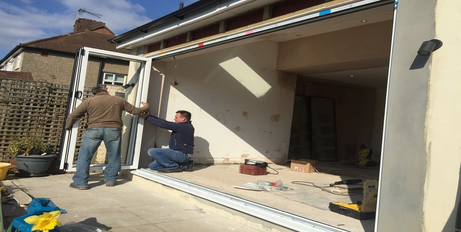Bi Fold Door Fitters London