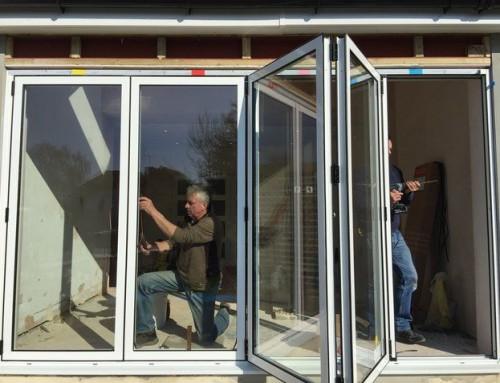 Bi fold doors Case study | Epsom