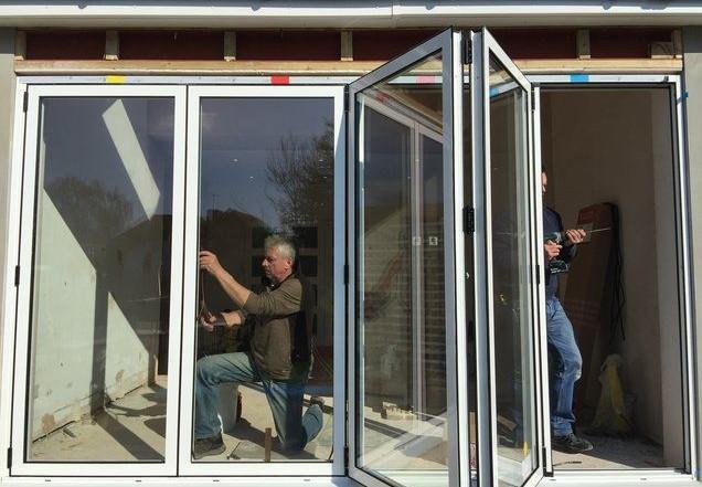 bi fold doors case study