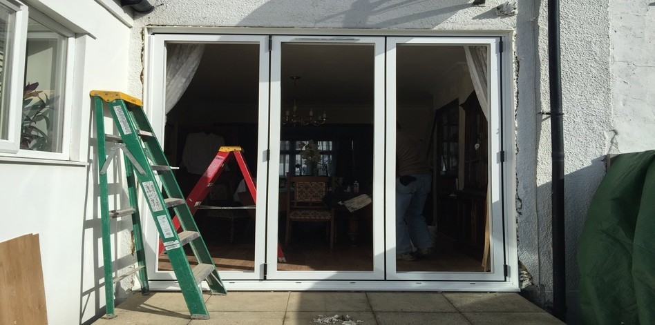 Bi Fold Doors Croydon sw16- Case Study