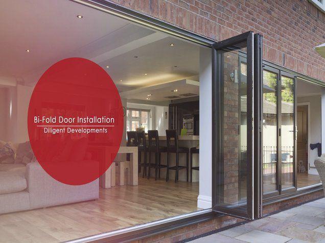 Bi Folding Doors Installation Watch The Professionals Work
