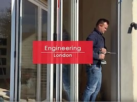 Video Bifolding Doors Installation - Door Supplier