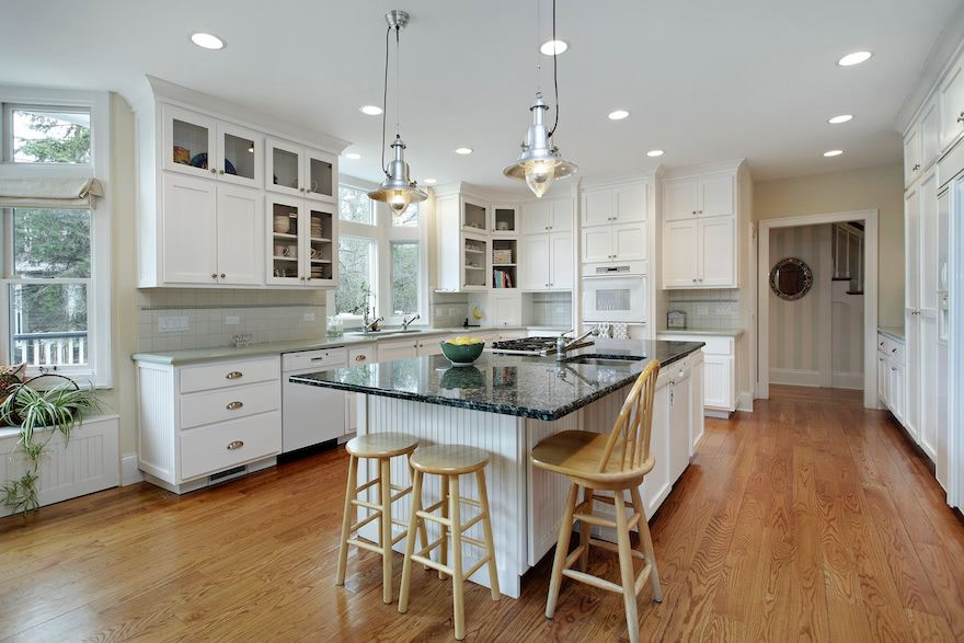 Home improvements to add home value - kitchen renovation
