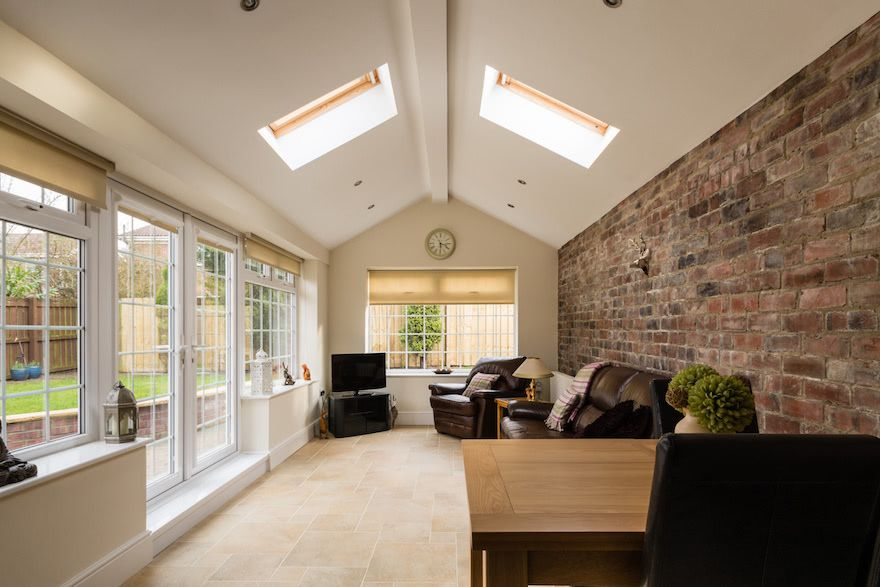 Front house extension ideas - how to add home value