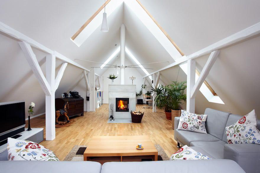 The Loft Room plans