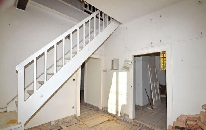 basic loft conversion cost