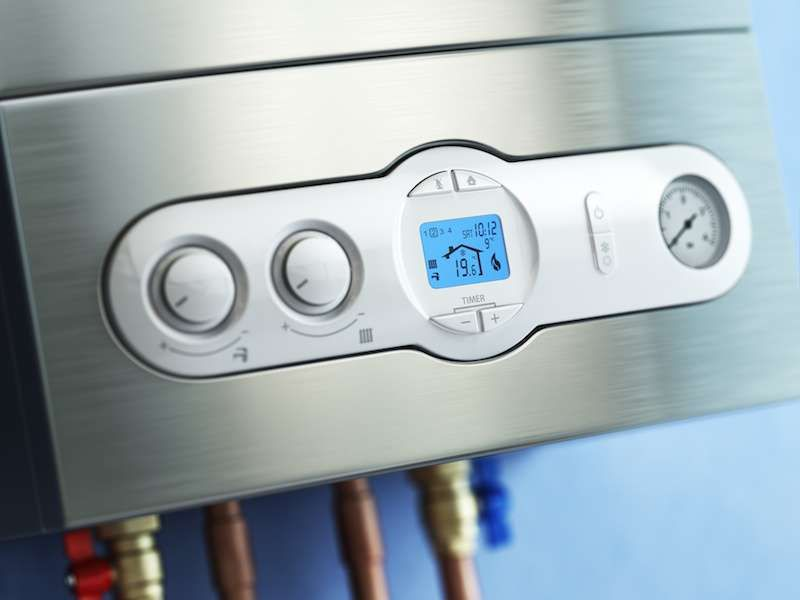 central heating boilers check in London