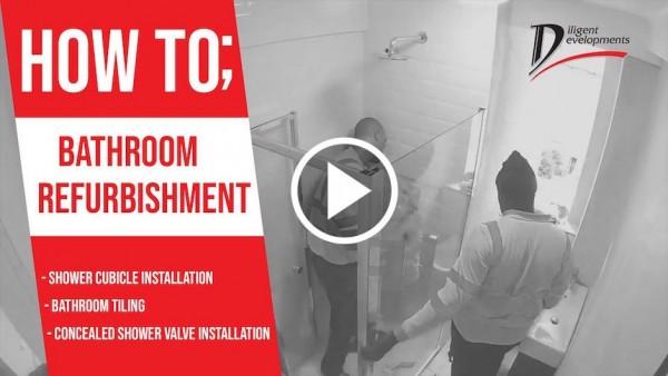 How to: Bathroom Refurbishment