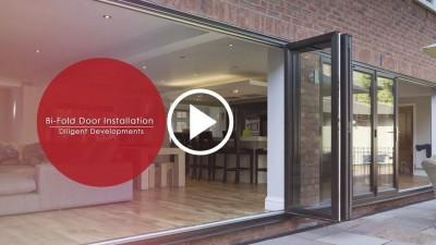 How To Install Bi Folding Doors