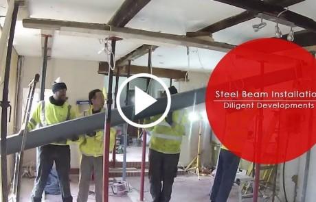 Internal Load Bearing Wall Removal