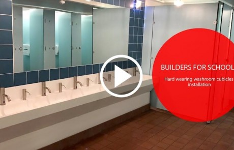 Washroom Cubicle Installation Video