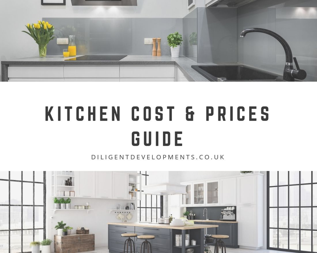 The Ultimate New Kitchen Cost & Prices Guide 2018
