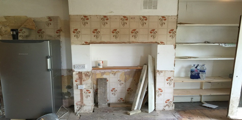 Chimney Breast Removal-Lewisham