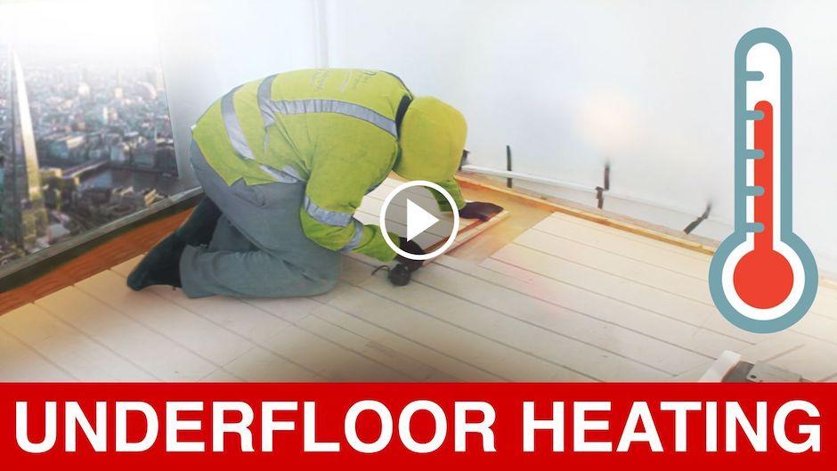 Underfloor Heating Installation London