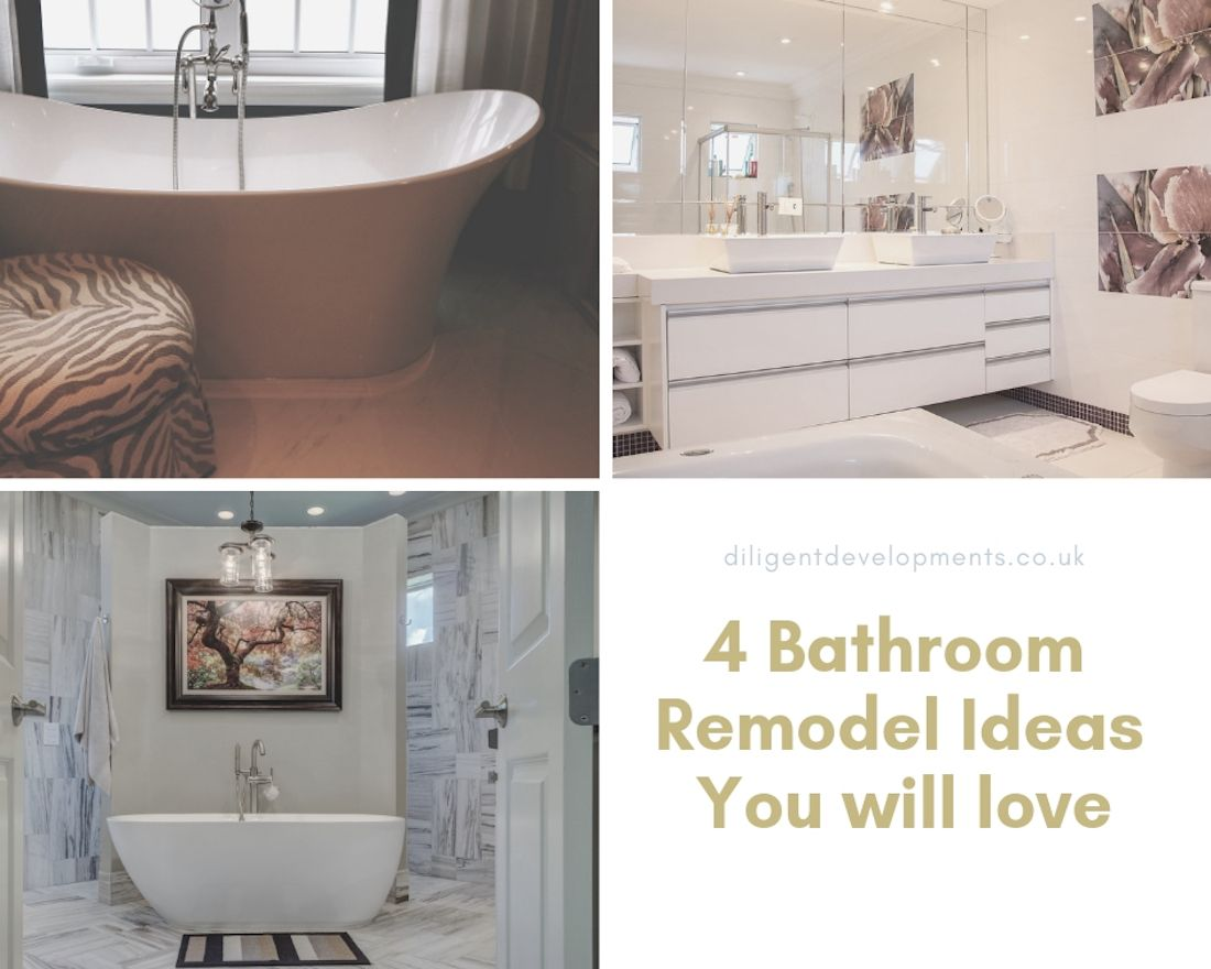 4 Adorable Cheap Bathroom Remodel Ideas You Will Love 2020