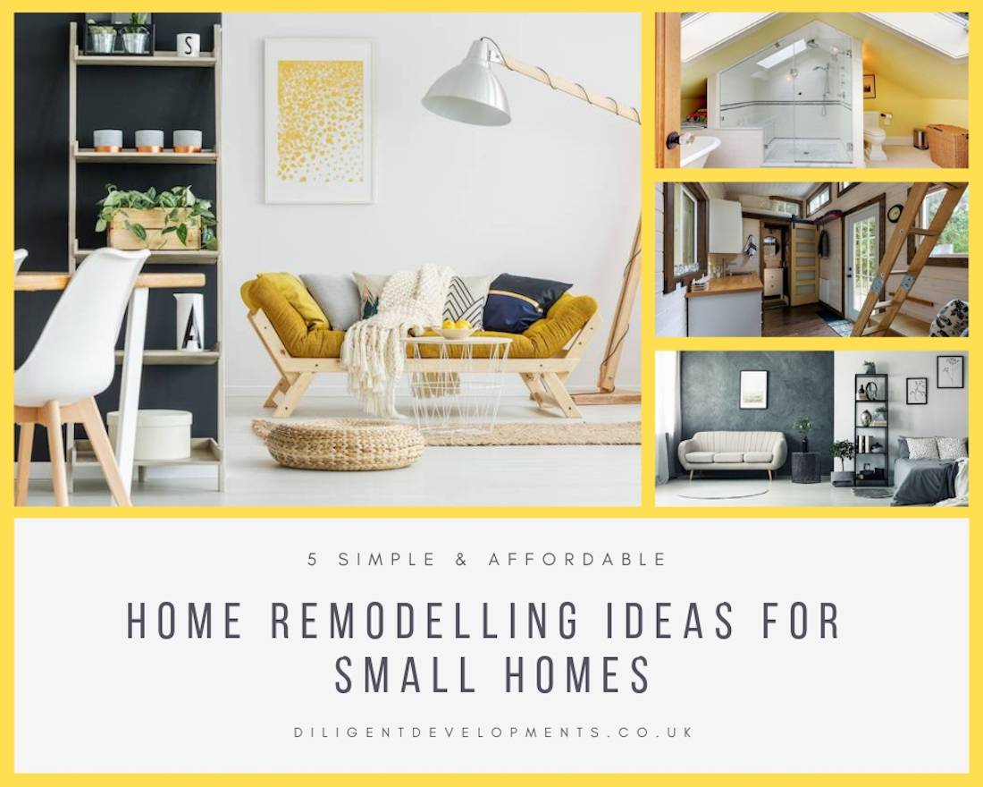 Home Remodelling Ideas For Small Homes