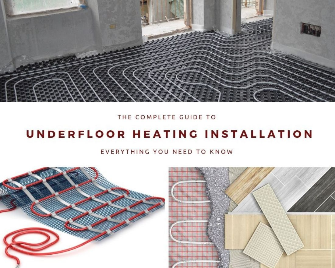 Free Ultimate Underfloor Heating Guide and Advice