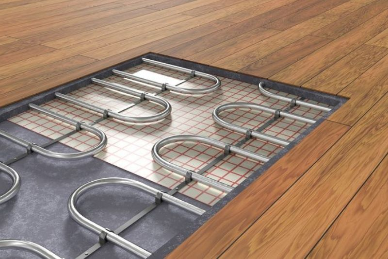 Installing Underfloor Heating Under Laminate