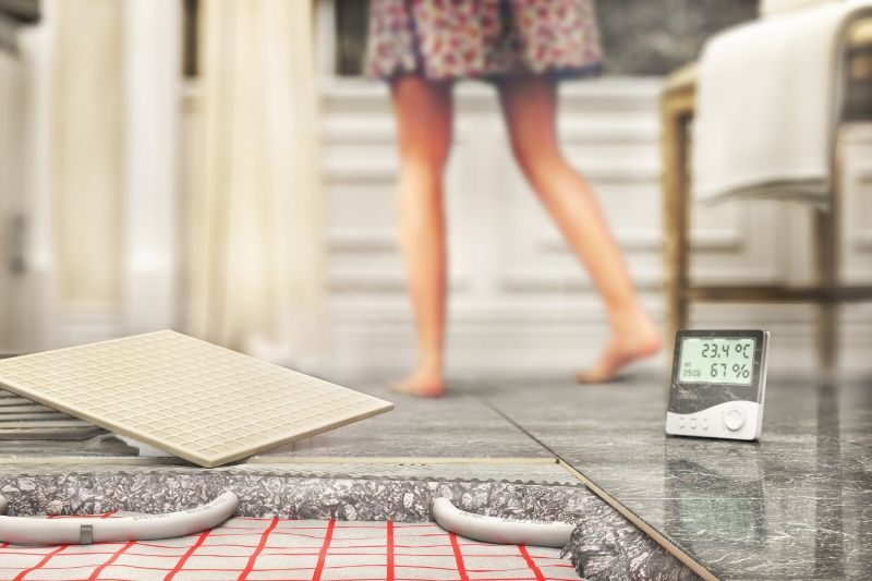 Underfloor Heating Carpet >> The Free Ultimate Underfloor Heating Guide Advice 2019