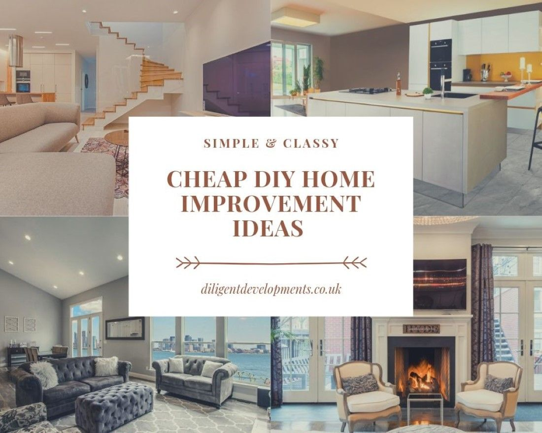 5 Proven & Tested Affordable Home Improvement Ideas