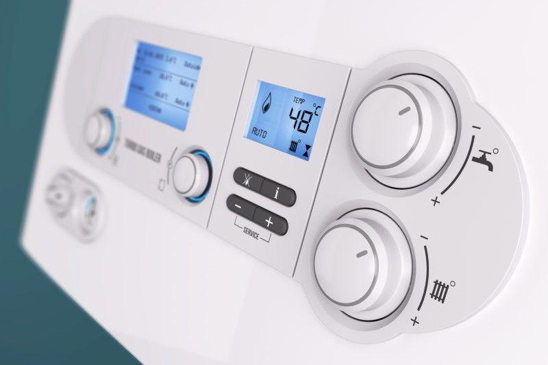 Central Heating Boilers-Combi Boiler