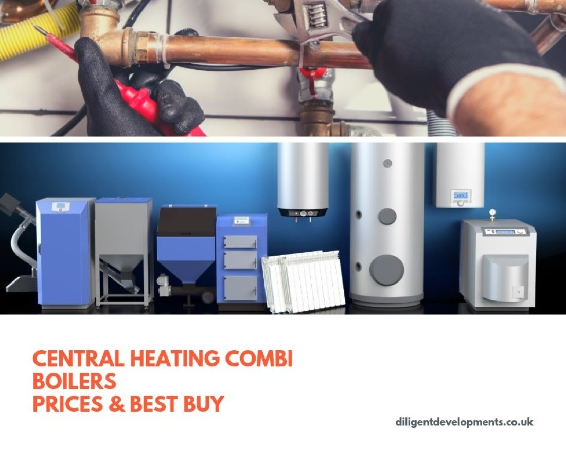 Central Heating Combi Boilers Prices & Best Buy