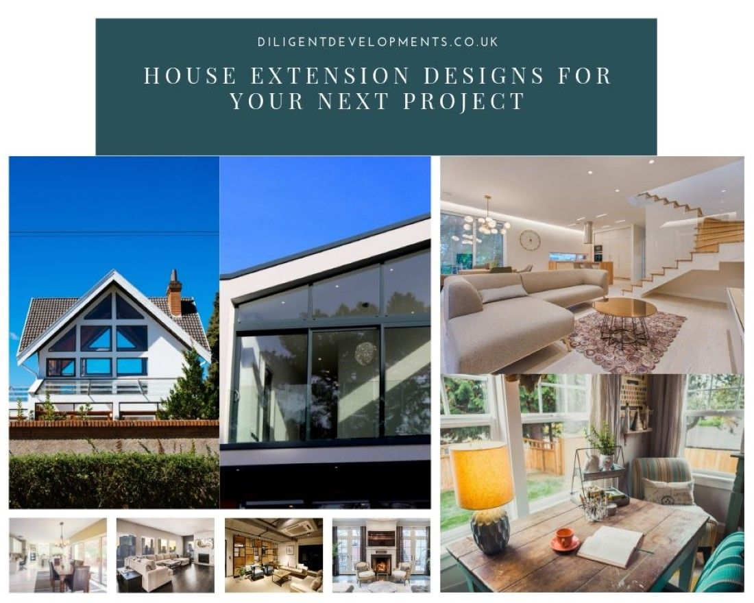30 Free House Extension Design Plans and Examples