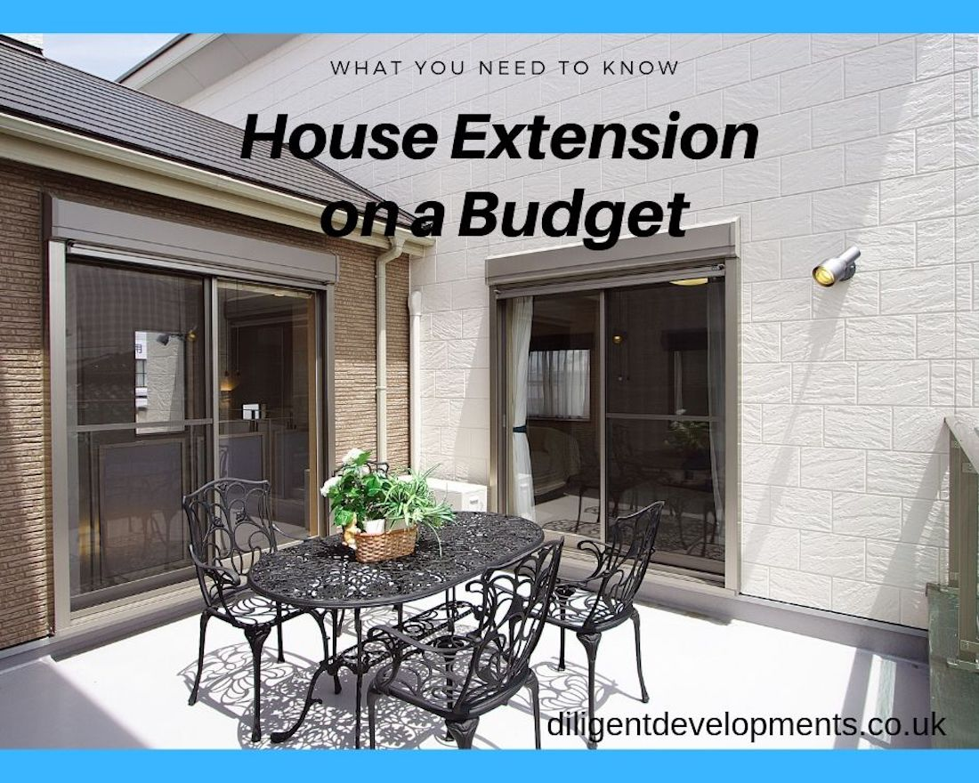 House Extension on a small Budget