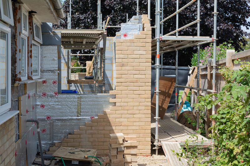 Money Saving Tips for Building an Extension