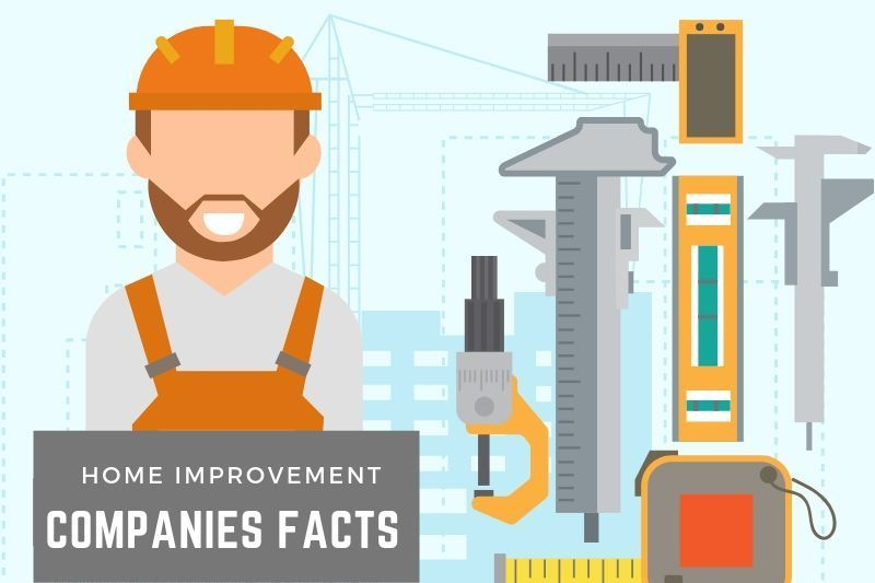 Home Improvement Companies Facts