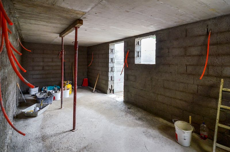 Waterproofing Basement Walls from Inside