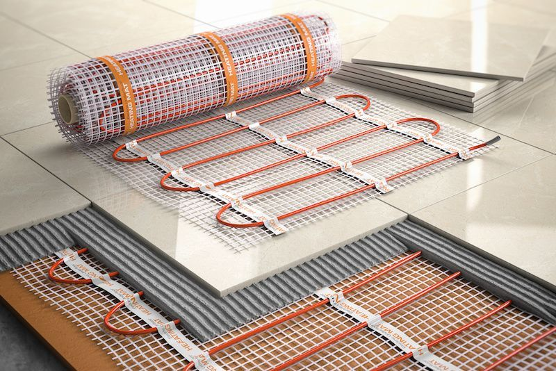 Underfloor Heating Contractors