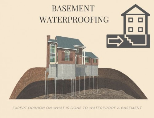 What Is Done to Waterproof a Basement