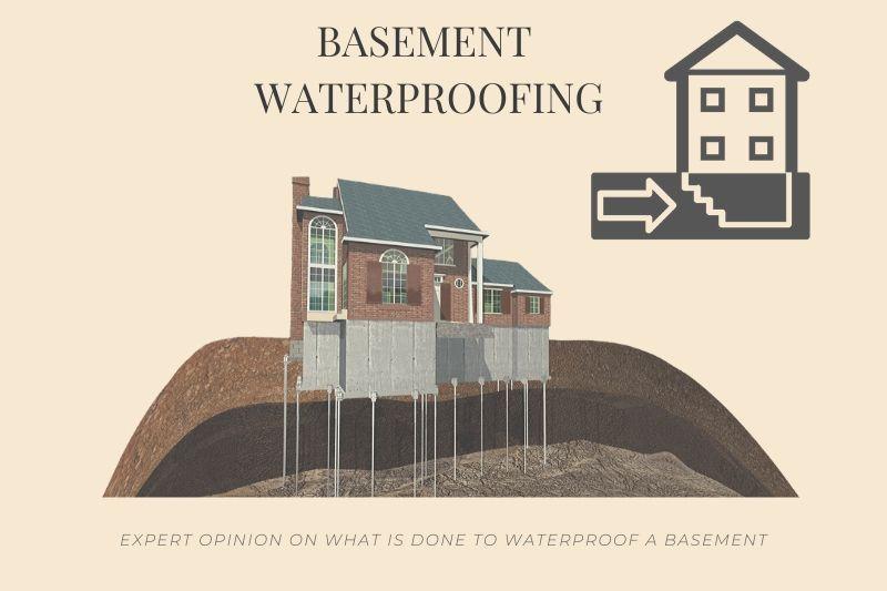 Type of Basement Waterproofing DIY